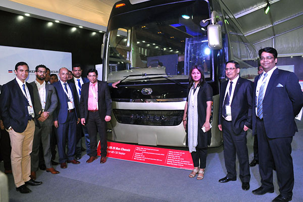 Indo Bangla Automotive Show (EICHER)